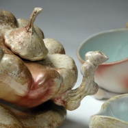 Woodfired Teaset 1, detail