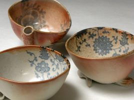 Woodfired Tea Cups
