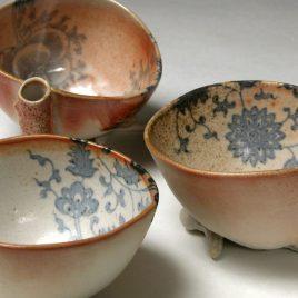 Woodfired Tea Cups