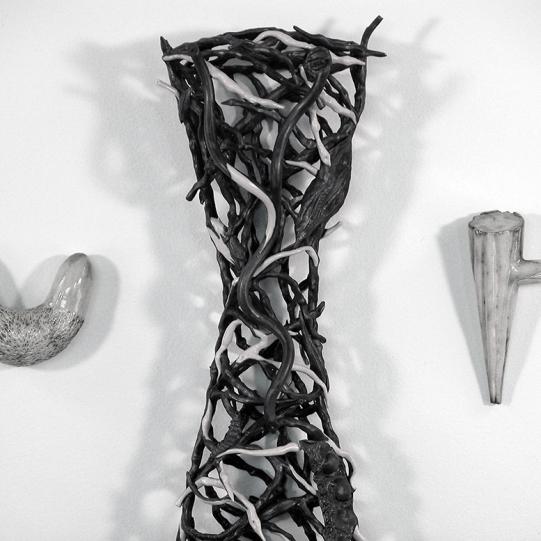 Bone Garden, detail
