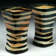 Woodfired Porcelain Tumblers