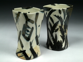 Woodfired Porcelain Tumblers
