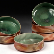 Woodfired bowls